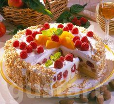 Melba-torta Cheesecake, Food And Drink, Cakes, Cheesecake Cake, Cheesecakes, Cake, Pastries, Torte, Cheesecake Bars