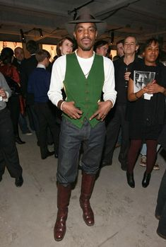 You can't have Men with Style without Andre 3000