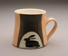Bunny Mug by Ruchika Madan: