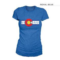 Women's Colorado RN Shirt | Colorado Nurse Shirt | Colorado RN t-shirt – Fearless State