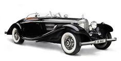 1936 Mercedes-Benz 540 K von Krieger Special Roadster