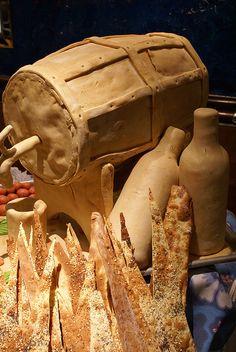 bread sculpture - Google Search