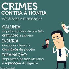 Blog da Neila Cristina Franco: A crise contra a honra das pessoas!