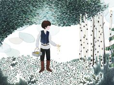 Illustrations by Anna Emilia Laitinen Found on http://www.annaemilia.com/Kalevala.html