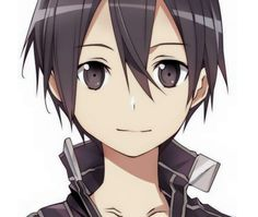 Kirito by abec<<<< I swear Kirito. Just... Just... STAHP BEING SO ADORABLE