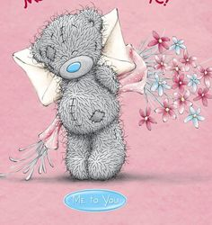Tatty Teddy Bear Pictures, Cute Pictures, Blue Nose Friends, Love Bear, Tatty Teddy, Cute Teddy Bears, Teddybear, Friends Forever, Cute Cartoon