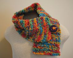 Susanne's Surprise Me! Scarf! by @stockannette on Etsy