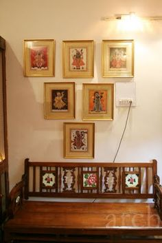 Rang-Decor {Interior Ideas predominantly Indian}: Vermilion House