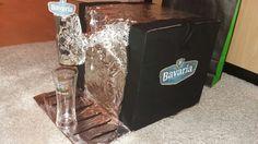 Sinterklaas idee voor suprise biertender of biertap. Erg leuk en simpel