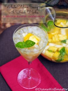 White Wine Sangria R