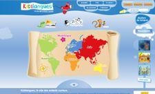 Site ludoéducatif d'apprentissage des langues, destiné aux enfants de 3 à 10 ans.