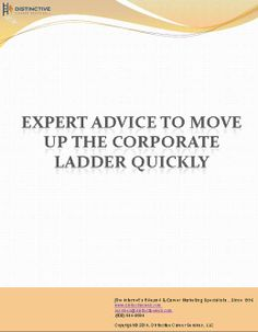 #Careerplanningtips and advice that you will find useful in helping you move up the corporate ladder quickly. Download the PDF now!