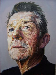 'John Hurt' © by Owen Lennox