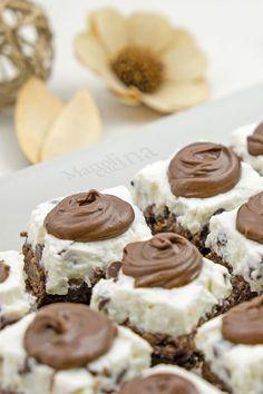 CHEESECAKE VELOCISSIMA CON WAFER, RICOTTA E NUTELLA #cheesecake…