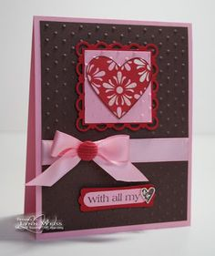 LW Designs: Sending Love With All My Heart