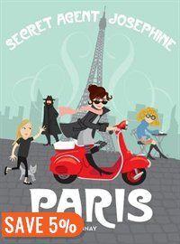 Secret Agent Josephine In Paris Book by Brenda Ponnay | Hardcover | chapters.indigo.ca