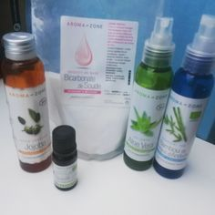 Recette : Spray protecteur cheveux 5 en 1 pour l'été