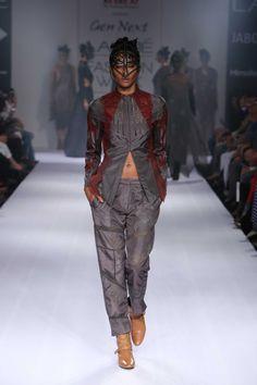Surbhi Shekhar for Lakme Fashion Week! #JabongLFW #lakmefashionweek