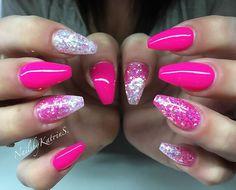 My work #nails#nail#nailart#naildesign#notd#nailswag#nailporn#nails2inspire#nailedit#nailpolish#glitternails#glitter#pink#nailsofinstagram#nailsoftheday#nailshop#butterflynails#berlin#beauty#beautiful#nageldesign#nailstagram#instanails#instanail#nailsbykatrins