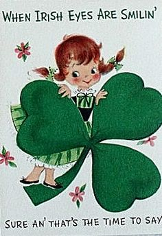 Vintage St Patricks Day Card Best Picture For Patrick day fantasia For Your Taste You are looking for something, and it is going to tell. Happy St Patricks Day, Saint Patricks, Erin Go Bragh, Irish Eyes Are Smiling, Irish Roots, Irish Blessing, St Paddys Day, Luck Of The Irish, St Pattys