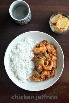 Chicken Jalfrezi, How to Make Chicken Jalfrezi Recipe Step by Step