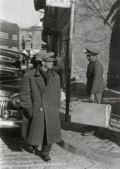 Dolmuş kahyası, 1950ler