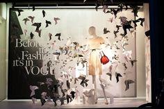 Nuevos escaparates: Estreno de Vogue Nederland en De Bijenkorf