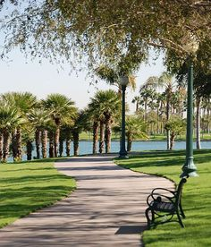 South Lake Park in Estrella, on the southern end of Goodyear