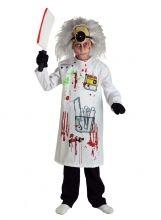 Αποκριάτικη στολή τρελός επιστήμονας