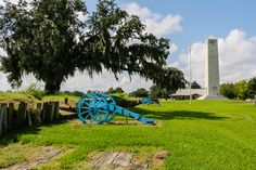 Related image Downtown New Orleans, Battle Of New Orleans, What Is Today, War Of 1812, Open Field, Louisiana, American History, Golf Courses, United States