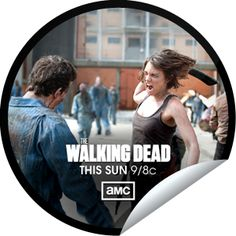 The Walking Dead Stickers | GetGlue