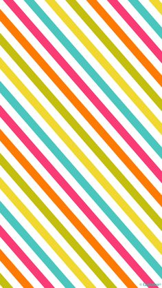 Colored striped background PNG and PSD