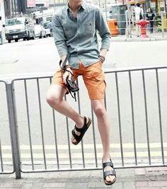 남성 패션
