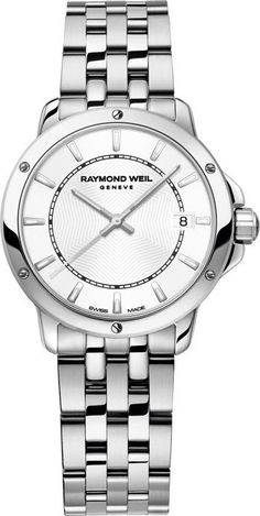 Raymond Weil Watch Tango Ladies #bezel-fixed #bracelet-strap-steel #brand-raymond-weil #case-depth-6-6mm #case-material-steel #case-width-28mm #date-yes #delivery-timescale-4-7-days #dial-colour-white #gender-ladies #luxury #movement-quartz-battery #official-stockist-for-raymond-weil-watches #packaging-raymond-weil-watch-packaging #style-dress #subcat-tango #supplier-model-no-5391-st-30001 #warranty-raymond-weil-official-2-year-guarantee #water-resistant-100m