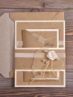 How To Decorate Wedding Invitation Envelopes