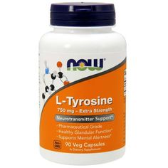 Buy Now Foods L-Tyrosine, 750 mg - 90 Caps at the lowest price from eVitamins. Find L-Tyrosine, 750 mg reviews, side effects, coupons and more from eVitamins.