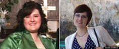 I Lost Weight: Sarah Brakke started tracking her food and exercise, and lost over 115 pounds!  (Inspirational Weight Loss stories on Huff Post)