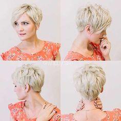 15 Shaggy Pixie Cuts - Love this Hair