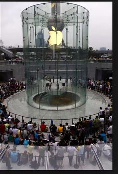 Apple Store x Shanghai