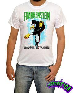 Camiseta Frankenstein http://www.lojahorrorifica.com.br/3d3e4/camiseta-frankenstein