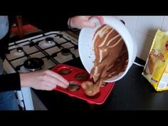 Glutenvrije en lactosevrije ontbijtkoek