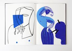 Sketchbook II. on Behance