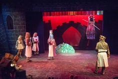 Spamalot - Cottage Theatre - Directed and Designed by Tony Rust