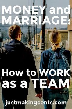 Money and Marriage: How to Work as a Team Often, the biggest obstacle between you and your money goa Saving A Marriage, Save My Marriage, Happy Marriage, Marriage Advice, Relationship Tips, Broken Marriage, Relationships, Intimate Marriage, Healthy Marriage