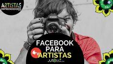 FACEBOOK PARA ARTISTAS [LIVE]