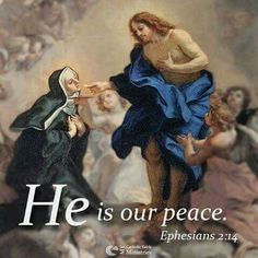 He is our peace Ephesians 2, Saint Quotes, Corpus Christi, Pope Francis, Catholic, Spirituality, Lord, Love You, Faith