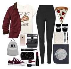 """"""""""" by broken-time on Polyvore featuring Converse, Topshop, L.L.Bean, Joshua's, Incase, Smashbox, Forever 21, Sugar Paper, Vera Bradley and Parker"""