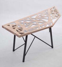 Foal table et bureau par Charlene Plourdeau - Blog Esprit Design #design #furniture #table
