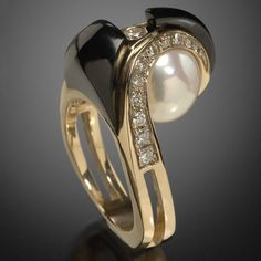 Anillo de Perla | by Randy Polk Designs (=)