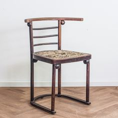 RivaLine - The Antique furniture experts, Josef Hoffmann Cafe Fledermaus Chairs Antique Furniture, Modern Furniture, Furniture Design, Koloman Moser, Wishbone Chair, Dining Chairs, Objects, Antiques, Home Decor